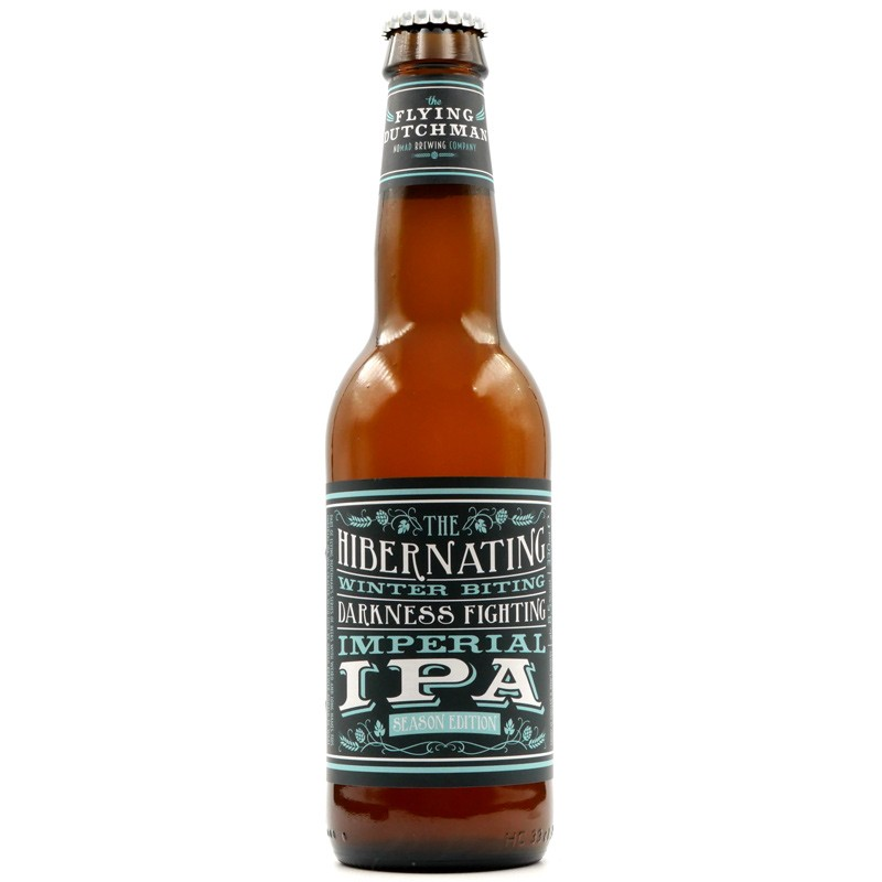 Bière artisanale - Imperial Winter IPA - The Flying Dutchman