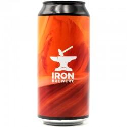 Bière artisanale française - Iron Double Gose Goyave Passion - Iron Brewery