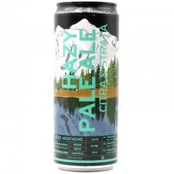 Bière artisanale française - Hazy Pale Ale - Brasserie Azimut