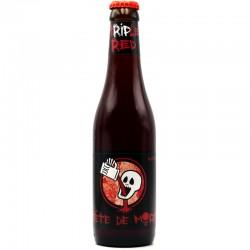 Bière de spécialité - Tête de Mort Red - Brasserie du Bocq
