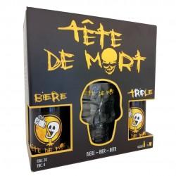 Bière de spécialité - Box Tête de Mort Triple - Brasserie du Bocq
