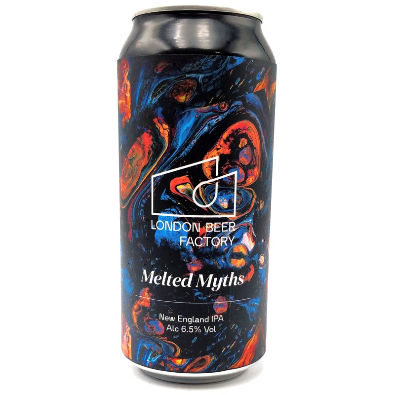 Bière artisanale anglaise - Melted myths - London Beer Factory
