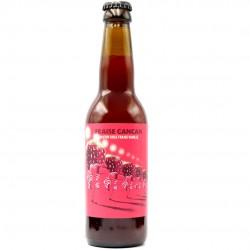 Bière artisanale française - Fraise Cancan - Hoppy Road