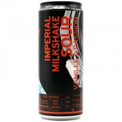 Bière artisanale française - Imperial Milkshake Sour Vanille Passion