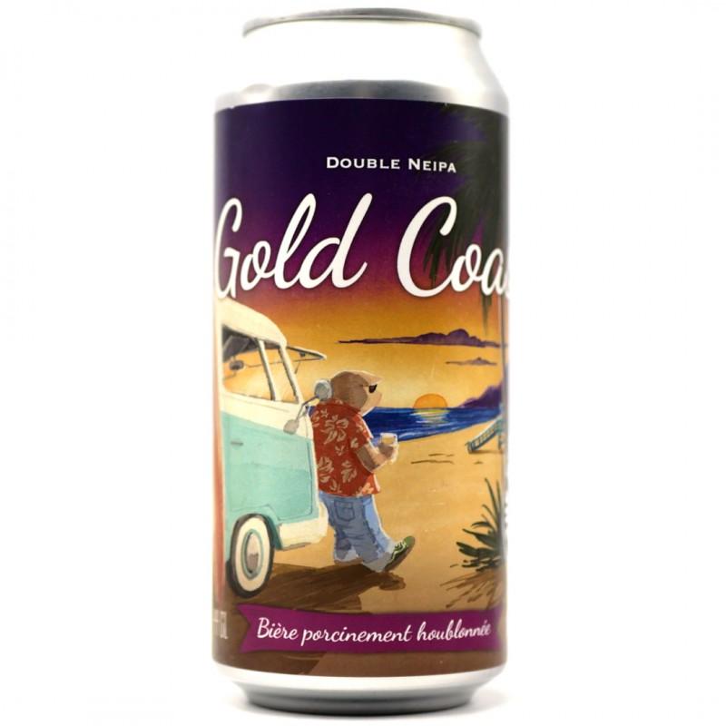Bière artisanale française - Gold Coast - Piggy Brewing