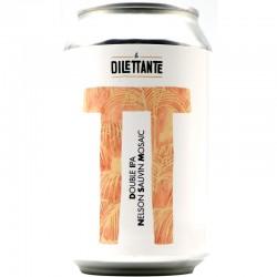 Bière artisanale française - Double NEIPA - La Dilettante