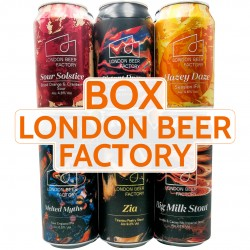 Beer Box London Beer Factory