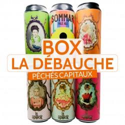 Box La Débauche - Pêchés...