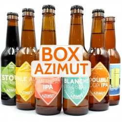 Beer Box Azimut