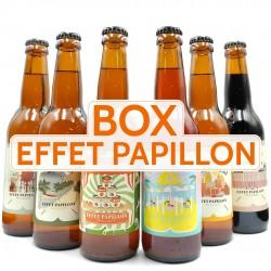 Beer Box Effet Papillon