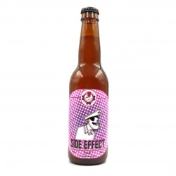 Bière artisanale française - Side Effect - O'Clock Brewery