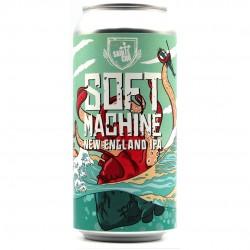 Bière artisanale française - Soft Machine - Brasserie Sainte Cru