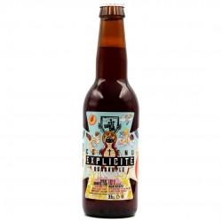 Bière artisanale française - Contenu Explicite - Brasserie Sainte Cru