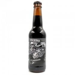 Bière nautile Léonarde - Imperial Black Saison