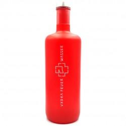 Vodka Rammstein - Fuer and Weisser - Bouteille rouge