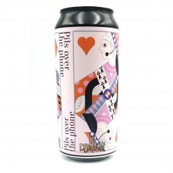 Bière artisanale française - Pils Over The Phone - Brasserie La Débauche