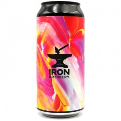 Bière artisanale française - Gose Betterave Passion - Iron Brewery