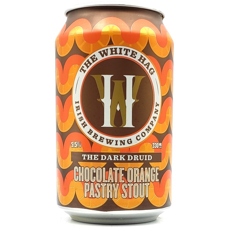 Bière artisanale irlandaise - Dark Druid Chocolate Orange - White Hag