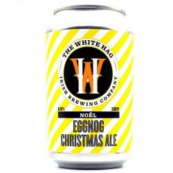 Bière artisanale irlandaise - Eggnog Christmas Ale - The White Hag