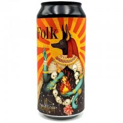 Bière artisanale française - Folk - Brasserie La Débauche