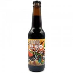 Bière artisanale française - Orange Too Risk - Brasserie Nautile