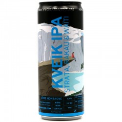 Bière Azimut Kveik IPA