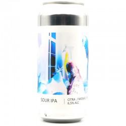 Bière artisanale française - Sour IPA - Brasserie Popihn