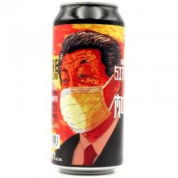 Bière artisanale française - Fake News Motueka - Sainte-cru