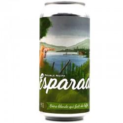Bière artisanale française - Esparada Double NEIPA - Piggy Brewing