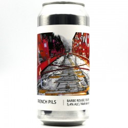 Bière artisanale française - French Pils - Brasserie Popihn