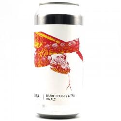 Bière artisanale française - DIPA Barbe Rouge & Elixir - Popihn