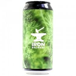 BIère artisanale française - Sour IPA Citron Aneth - Iron Brewery