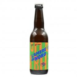 Bière artisanale française - L'Amère du Nord - Brique House