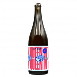 Bière artisanale française - New Queen In Town - Brique House