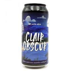 Bière artisanale française - Clair Obscur - Piggy brewing