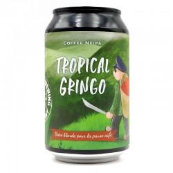 Bière artisanale française - Tropical Gringo - Piggy Brewing