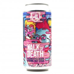 Bière artisanale française - Walk of Death - Brasserie Sainte Cru