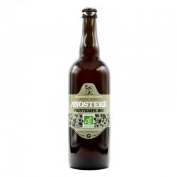 Bière artisanale - Anostéké Printemps - Brasserie du Pays Flamand