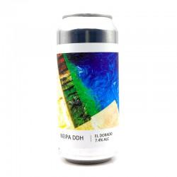 Bière artisanale française - NEIPA DDH El Dorado - Brasserie Popihn