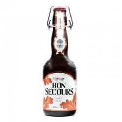 Bière Belge - Bon Secours Héritage - Brasserie Caulier