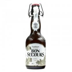 Bière belge - Bon Secours Tradition - Brasserie Caulier