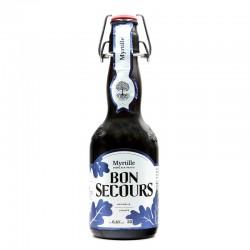 Bière Bon Secours Myrtille