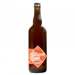 Bière Azimut American IPA - 75cl