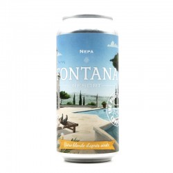 Bière artisanale française - Fontana Resort - Piggy Brewing