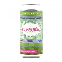 Bière artisanale française - El Patrón - Piggy Brewing