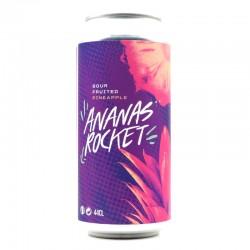 Bière artisanale française - Ananas Rocket - Piggy Brewing
