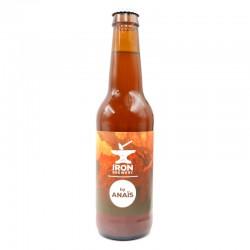 Bière artisanale française - Plus Loin - Iron Brewery