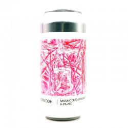 Bière artisanale française - NEIPA DDH Mosaic Cryo Palisade - Popihn