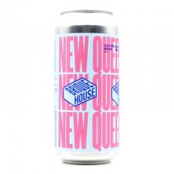 Bière artisanale française - New Queen In Town 44cl - Brique House