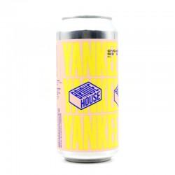 Bière artisanale française - Yankee Trouble 44cl - Brique House